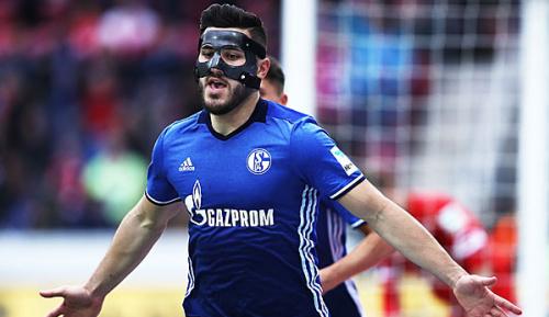 Bundesliga: Medien: Auch Milan an Kolasinac interessiert