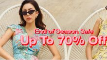 Pomelo's up to 70% off End of Season Sale is unbelievably good you need to cart out right now!