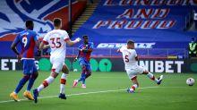 Wilfried Zaha makes impact as Crystal Palace beat Southampton