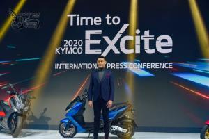 全新機種發表會 KYMCO Time To Excite 熱血風格引領未來!