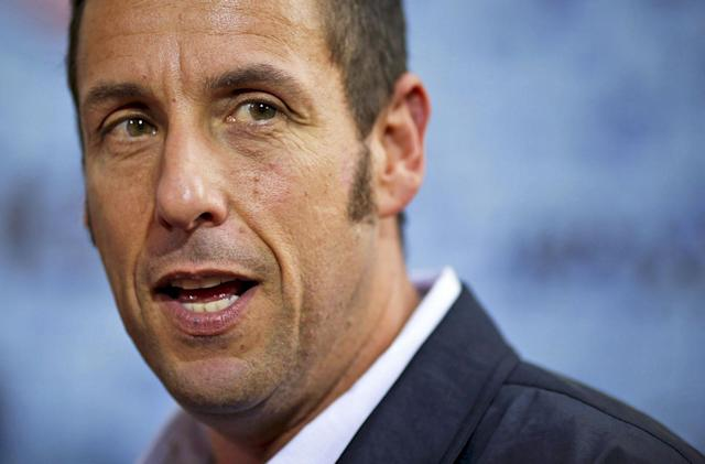 Netflix thinks people still like Adam Sandler movies