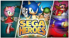SEGA Heroes ganha data de lançamento