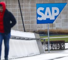 SAP Jumps After Lifting Full-Year Guidance on Cloud Business