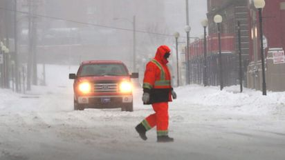 'Double-bomb' snow storm set to wallop N.L.