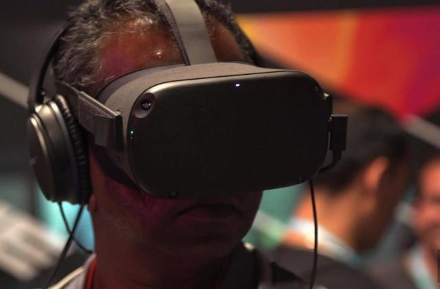 Oculus Link hands-on: It really makes the Quest feel like Rift VR
