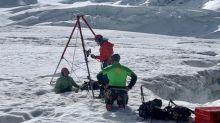 Svizzera, turista russa sopravvive due giorni e due notti in un crepaccio