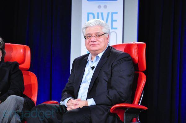 RIM's Mike Lazaridis: QNX coming to BlackBerry phones when dual-core processors are ready