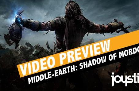 Trailing and trolling orcs in Shadow of Mordor