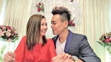 Eric Li ties the knot with long-time girlfriend