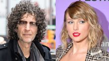 Howard Stern commends Taylor Swift for taking a political stance: 'That's standing up for your country'