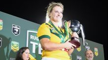 Walters helping Queensland women to glory