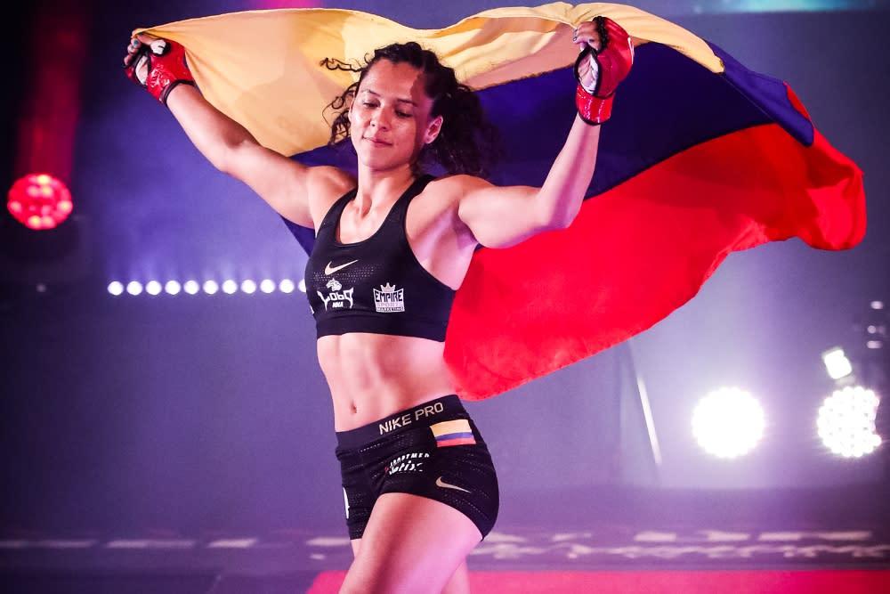 FightBook MMA Fighter Focus: Natalya The Beast Speece