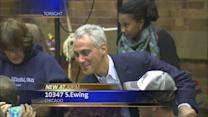 Emanuel says new SE Side school to ease overcrowding