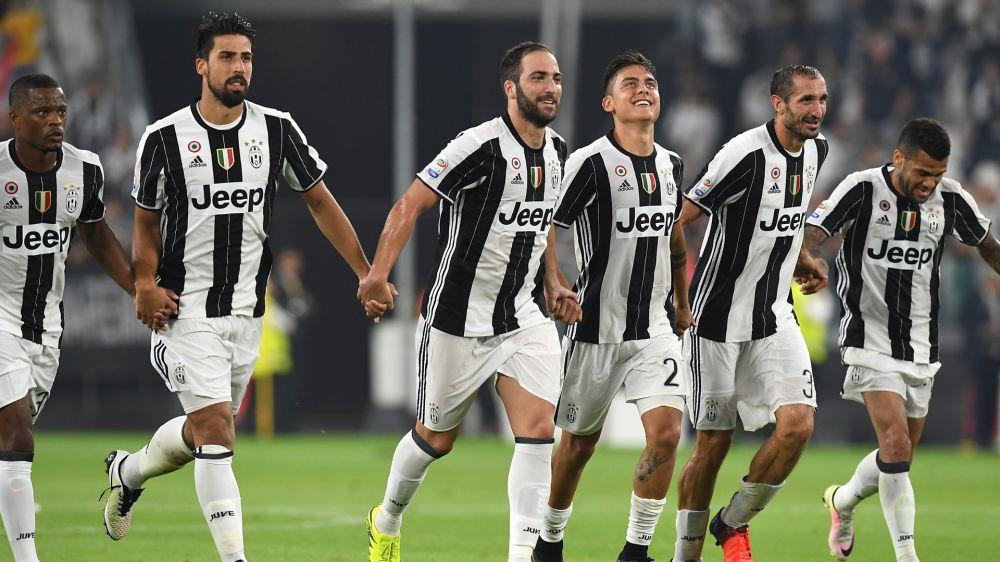 Juventus, Khedira seul absent majeur