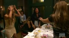 Real Housewives kicked out of restaurant after 'anti-Semitic' fight