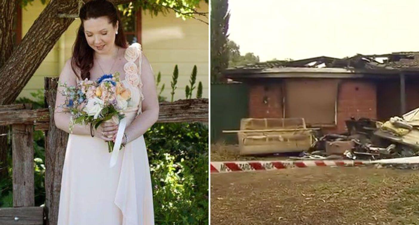 Young mum dies in horrific Adelaide house fire