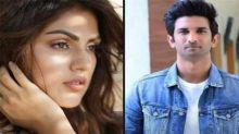 Drug link info on Rhea Chakraborty shared by ED in Sushant Singh case