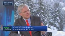 Roche chairman: Business is in a healthy situation