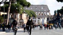 Lazio zona gialla da lunedì 26 aprile