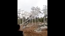 #Verificamos: É falso que MST destruiu estação de transmissão de energia no Amapá