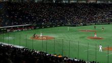 Olympics: Japan to test anti-virus measures at near-full baseball stadium