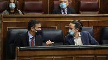 PSOE y Unidas Podemos corrigen los Presupuestos y congelan el sueldo de Pedro Sánchez y sus ministros