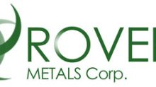 Rover Metals Corp. Concludes Acquisition of the Cabin Lake Property, NT, Canada