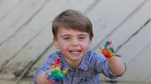 Prince Louis Hams It Up In Truly Adorable 2nd Birthday Portraits