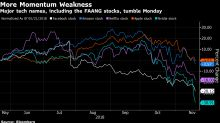 FAANG Stocks Are Getting Knocked Again