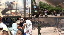 Militares birmaneses confessam abusos contra rohingyas