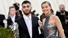 Zayn Malik Arrives at Gigi Hadid's Apartment in a Wheelchair After Injuring His Foot: Pic