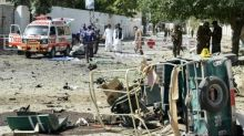 At least 13 dead in SW Pakistan explosion