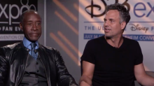 Mark Ruffalo Spoiled 'Avengers: Infinity War' Ending in July 2017, and Don Cheadle Wasn't Happy About It — Watch