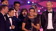 Emmerdale wins Best Soap at the NTAs for the second year in a row