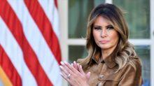 Melania Trump Details Her COVID Symptoms