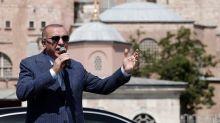 Turkey's Erdogan says only solution in Mediterranean is dialogue