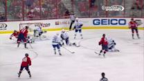 Mike Green rips it from the slot past Lack