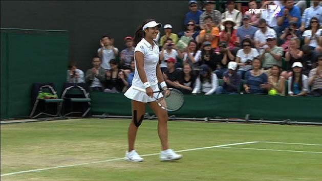 Highlights: Li Na v Vinci