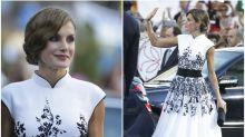 Todos los looks de Letizia en los Premios Princesa de Asturias
