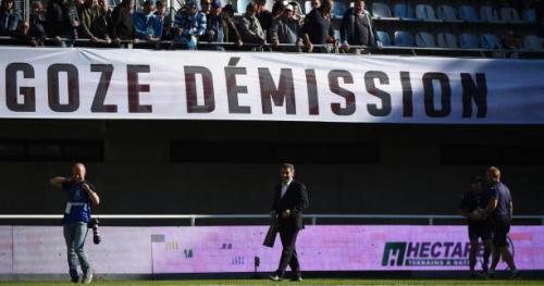 Rugby - Top 14 - Montpellier-Racing 92 : la LNR va examiner les banderoles de l'Altrad Stadium