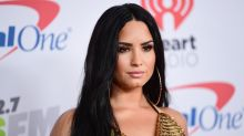 Demi Lovato Gives Off Cher Vibes at Jingle Ball -- See Her Glowing Look!