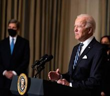 'Making up for lost time': Biden issues stack of orders to tackle climate crisis after four years of Trump