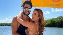 Após breve separação, Nicole Bahls diz que se reconciliou com Marcelo Bimbi