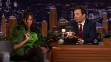 Cardi B leaves Jimmy Fallon befuddled by her trilling