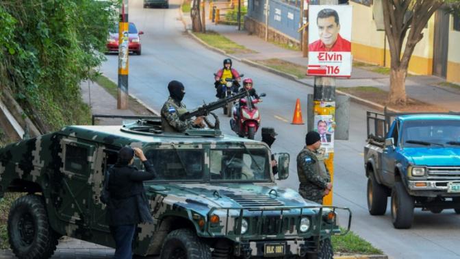 Présidentielle sous tension au Honduras où la crise politique couve