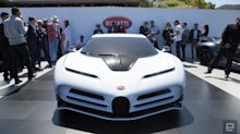 How Bugatti built the Centodieci hypercar in six months