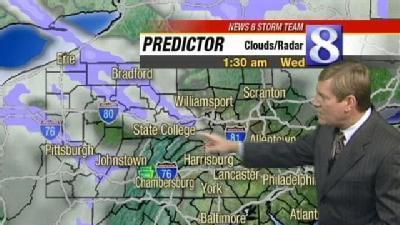 Watch Doug Allen's Forecast