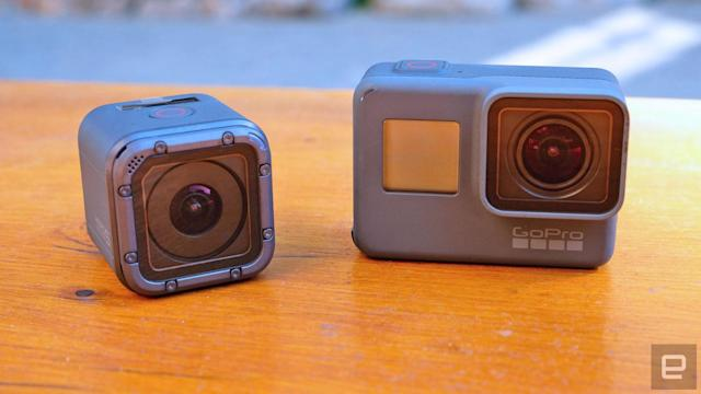 GoPro's new Hero5 seems to raise the bar for action cameras