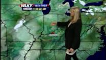 Saturday Weather Webcast For January 5th