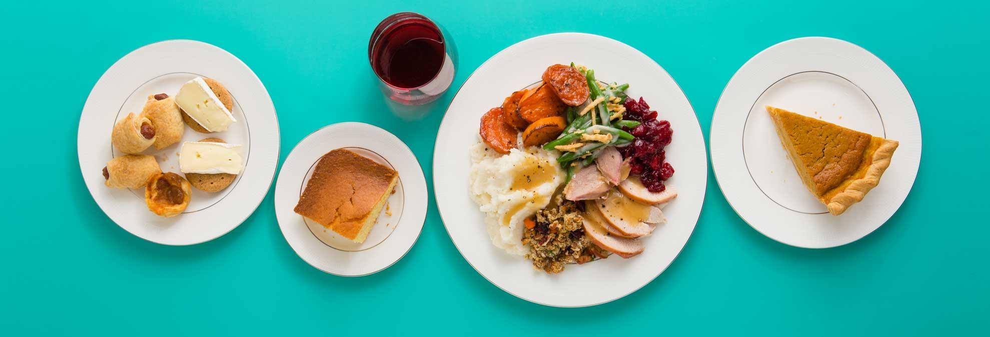 How Many Calories Are in Your Thanksgiving Dinner?